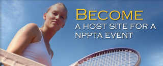 Become a host site for a NPPTA event